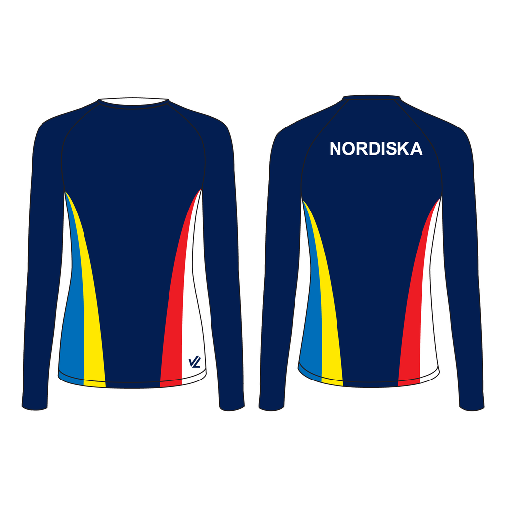 Women's Long Sleeve Tech Shirt - NORDISKA RODDFORENINGE