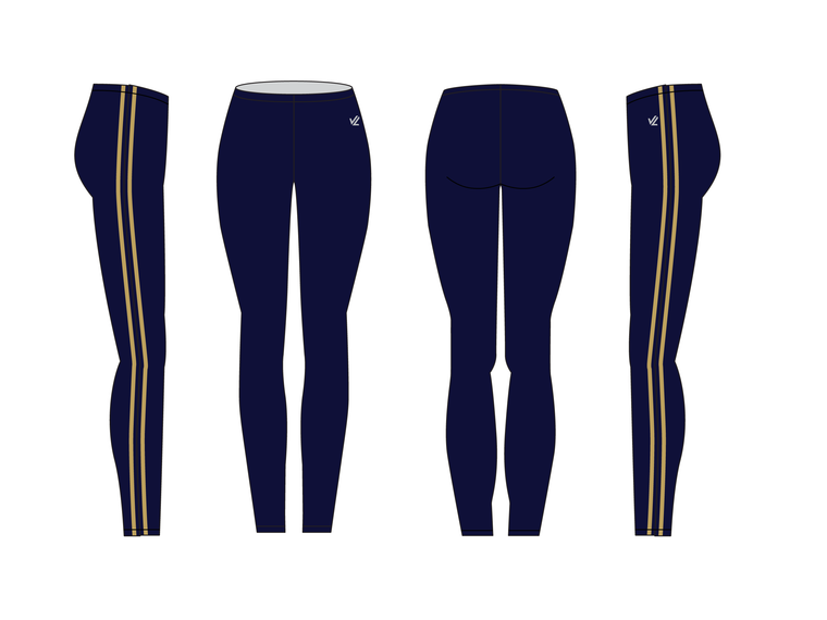 Unisex Solid Tight - UNIVERSITY PITTSBURGH