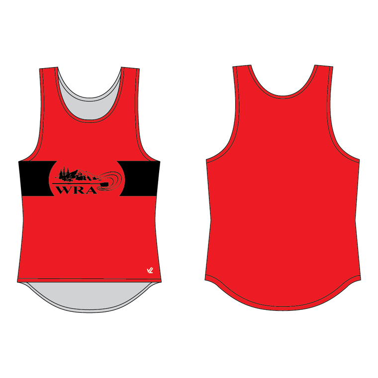 Women's Loose Fit Tank - WHATCOM