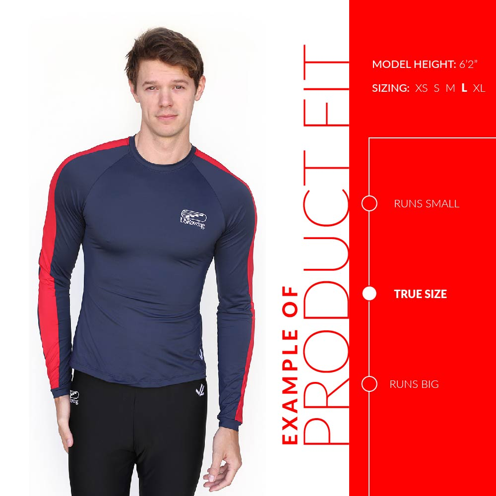 Unisex Lite Drywick Tech Shirt Long Sleeve - ARV