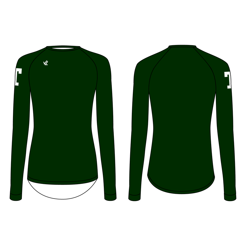 Women's Long Sleeve Tech Shirt - TRENT UNIV