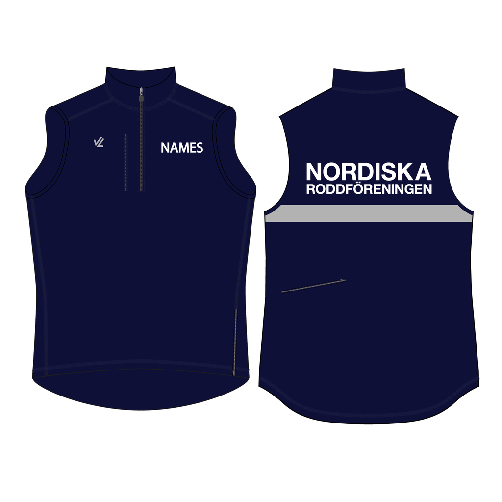 Women's Heavyweight Sequel Turtleshell Vest - NORDISKA RODDFORENINGEN