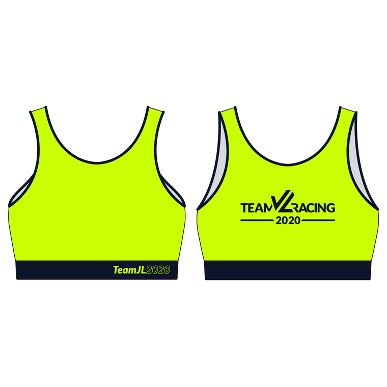 Women's Sports Bra - TEAM JL 2020 INTL
