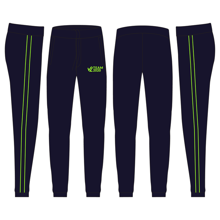 Men's Wild Oar Scrunch Sweats - TEAM JL 2020 INTL
