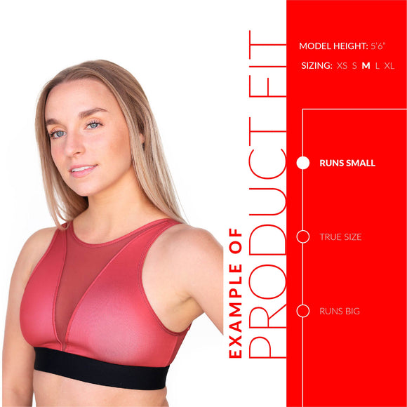 Women's Sports Bra - ROCKBOX