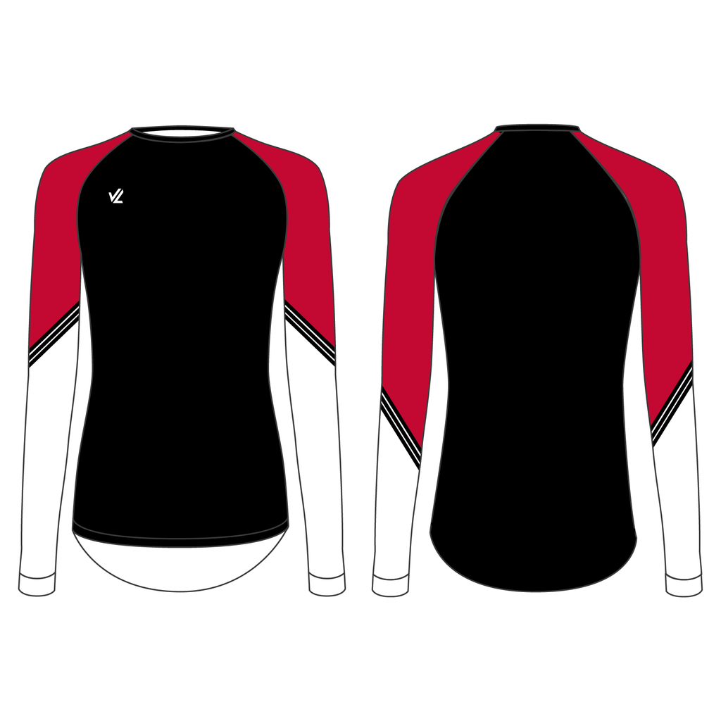 Women's Long Sleeve Tech Shirt - LAKE UNION