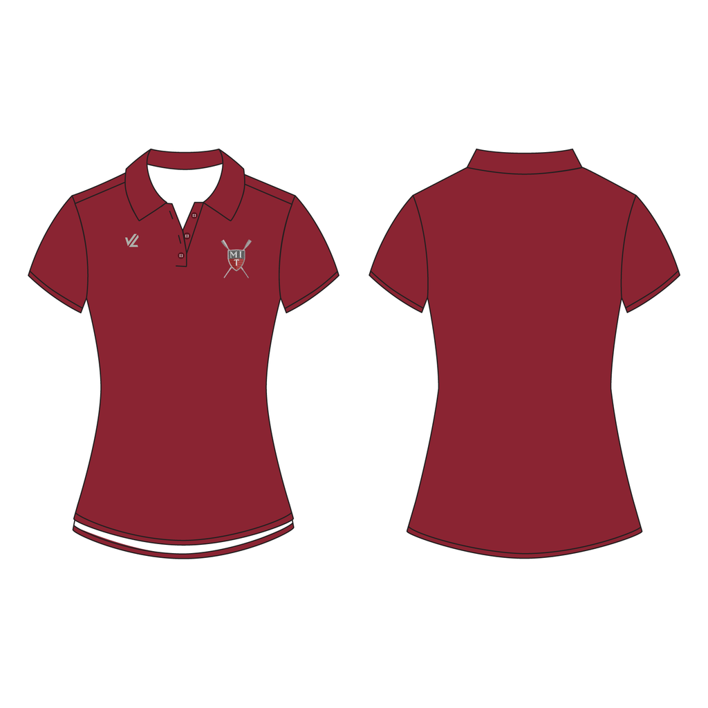 Women's Performance Polo - MIT