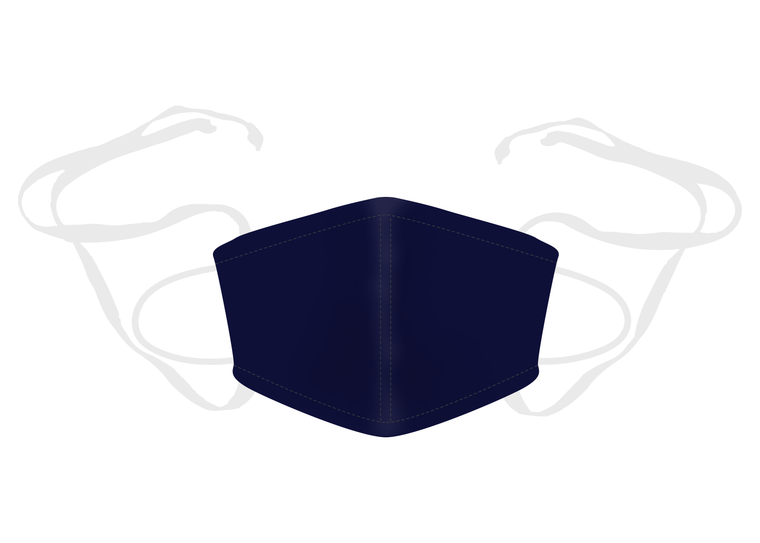 Unity Reusable Face Mask Navy - MWDOC