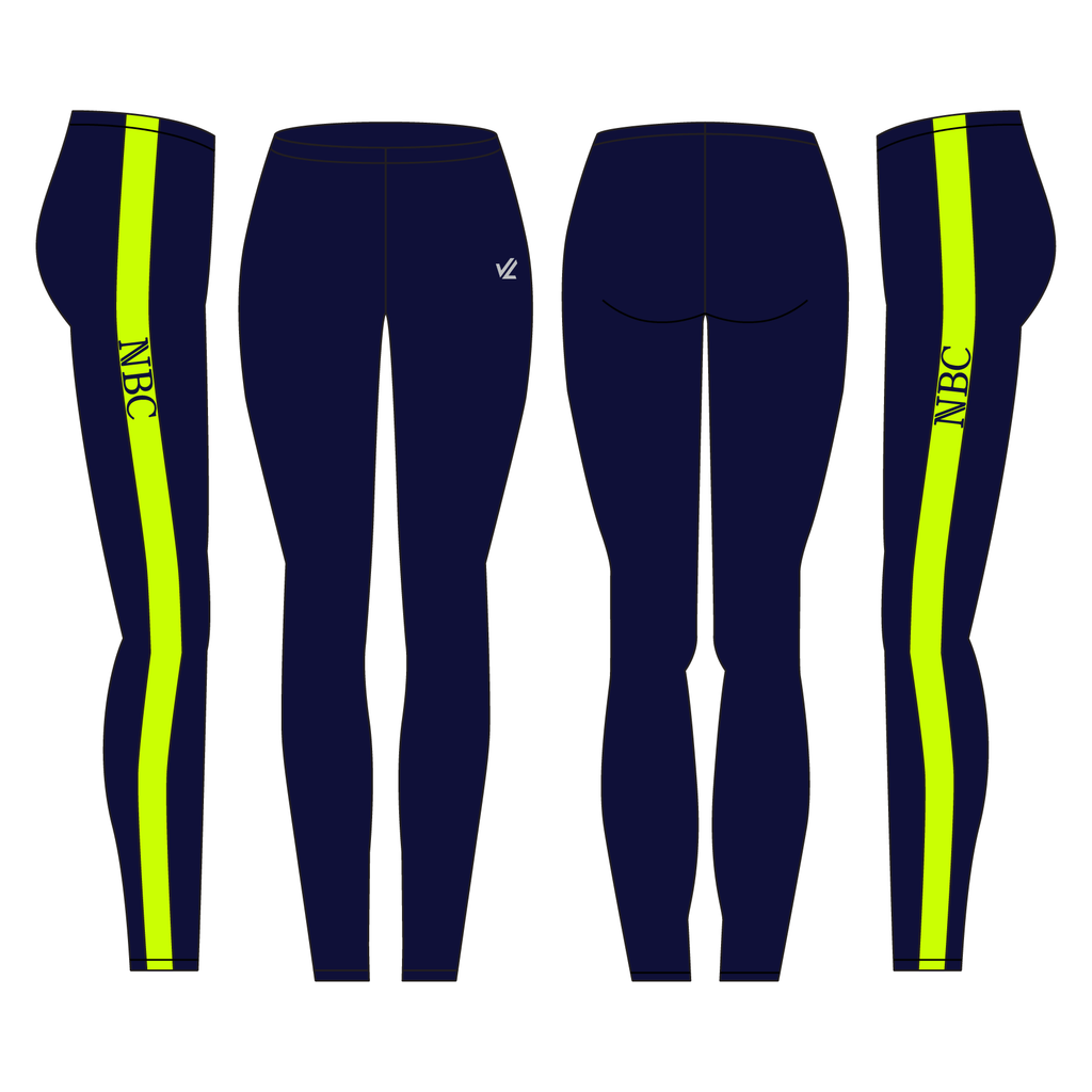"Unisex Vertical 3"" Tight - NARRAGANSETT"
