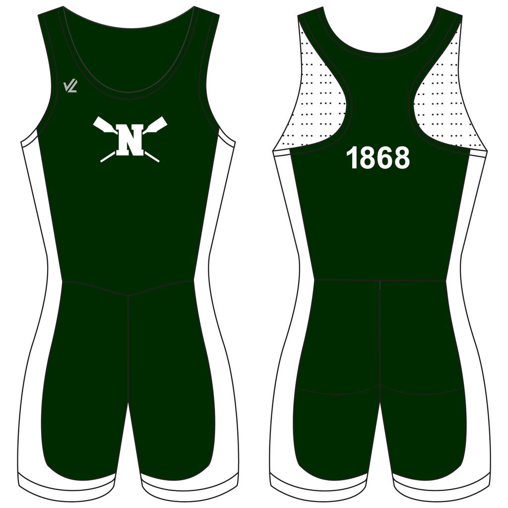 Women's Simple Angle Unisuit - NEREID BOAT CLUB