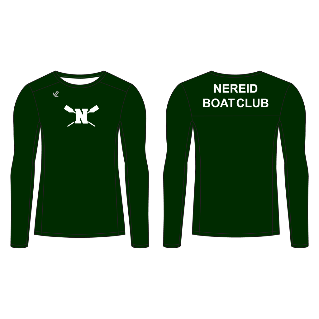 Men's Wild Oar Performance Long Sleeves - NEREID BOAT CLUB
