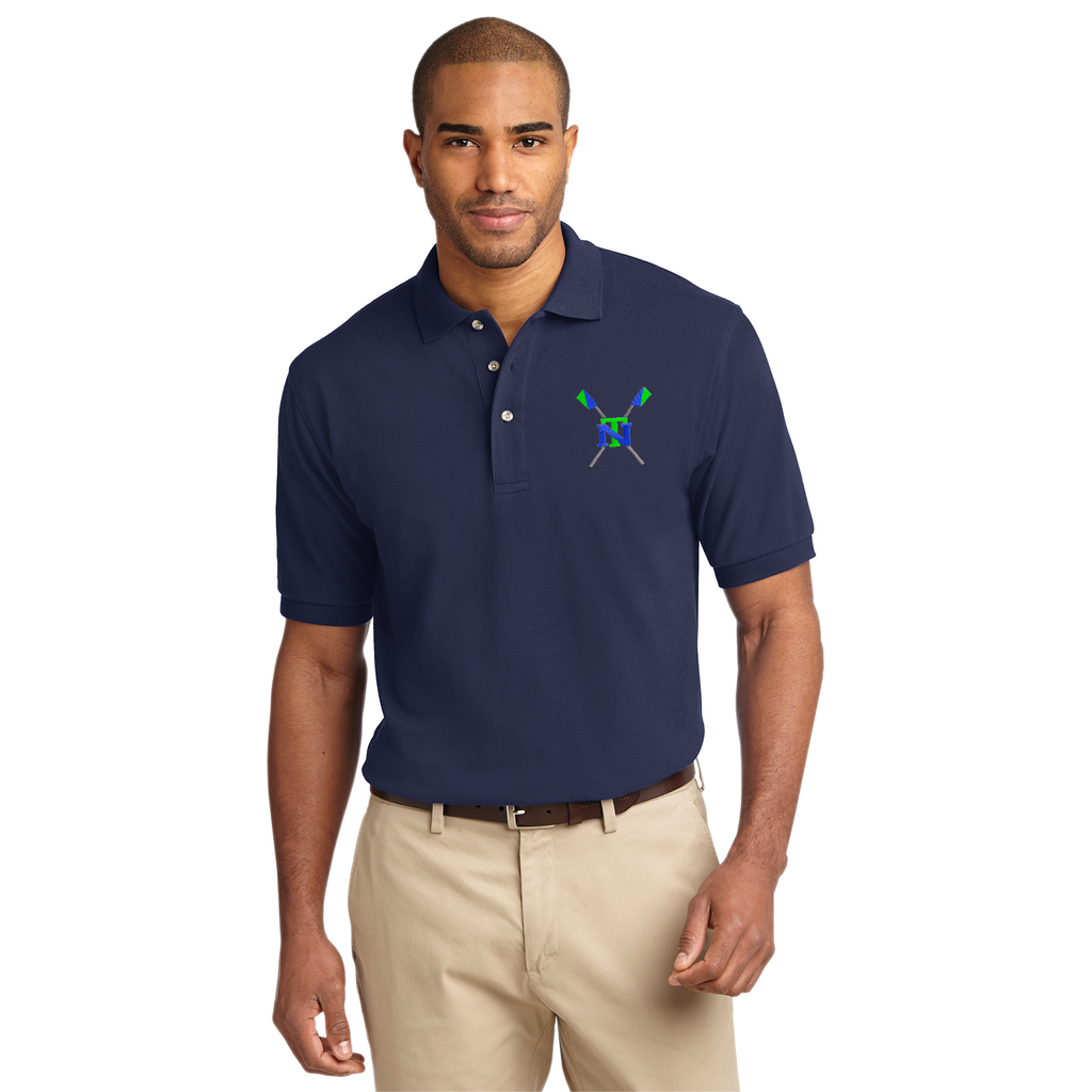 Men's Polo Shirt - NEW TRIER