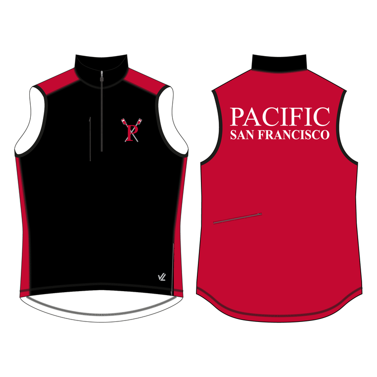 Women's Heavyweight Sequel Turtleshell Vest - PACIFIC