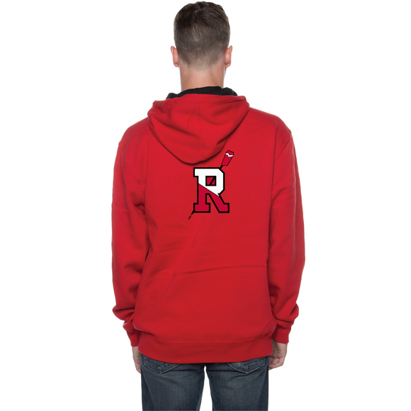ASI Hooded Sweatshirt Personalized - RENSSELAER