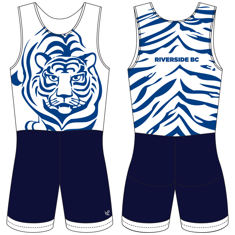 Tiger unisuit – Men's