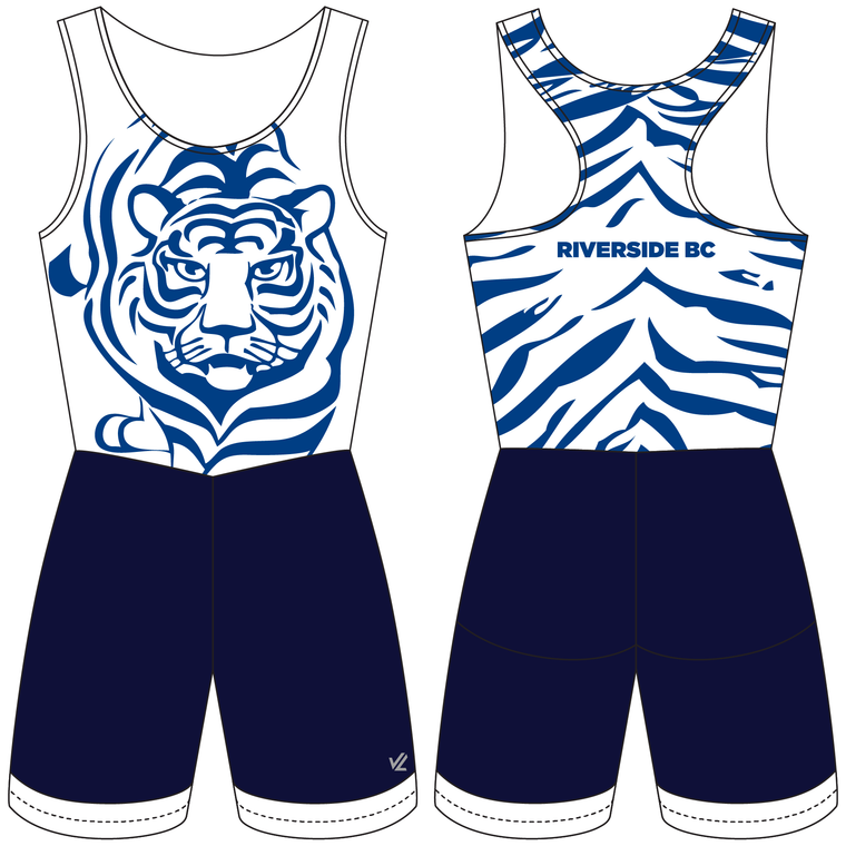 Tiger unisuit – Women's