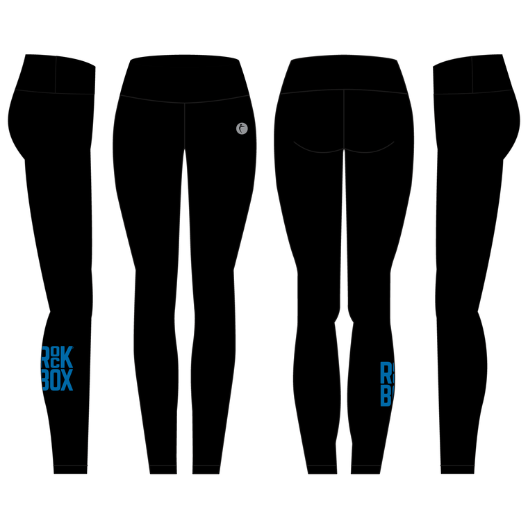 Woman's Ankle Length Legging - ROCKBOX