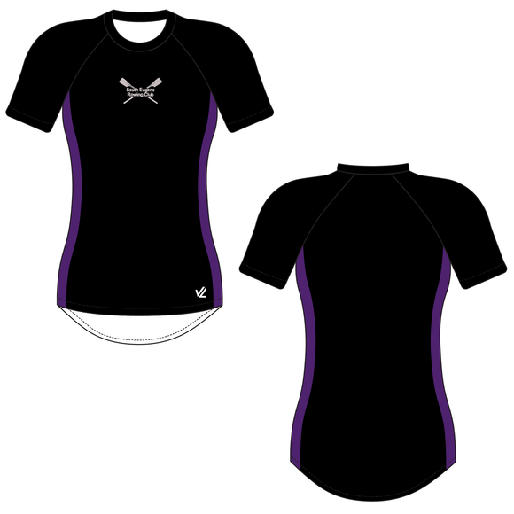 Women's Short Sleeve Tech Shirt - SOUTH EUGENE