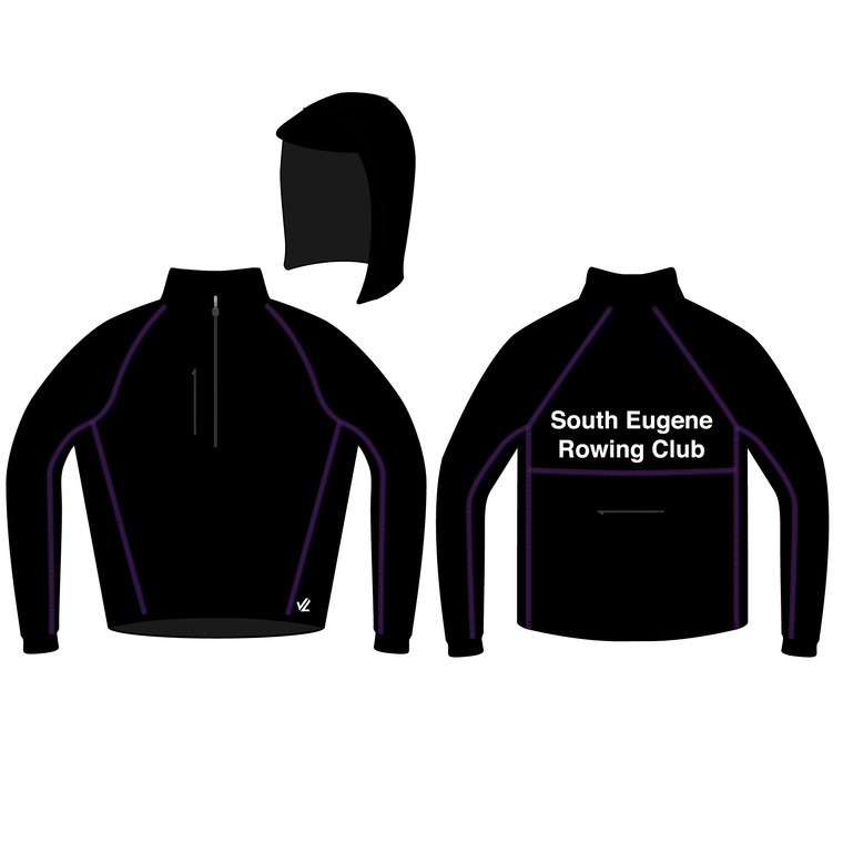 Unisex Classic Sequel Rower Midweight Jacket - SOUTH EUGENE
