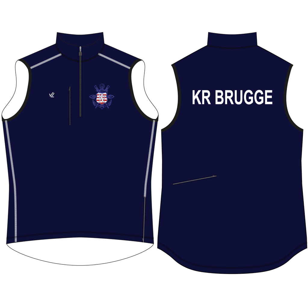 Women's Heavyweight Sequel Turtleshell Vest - KRB