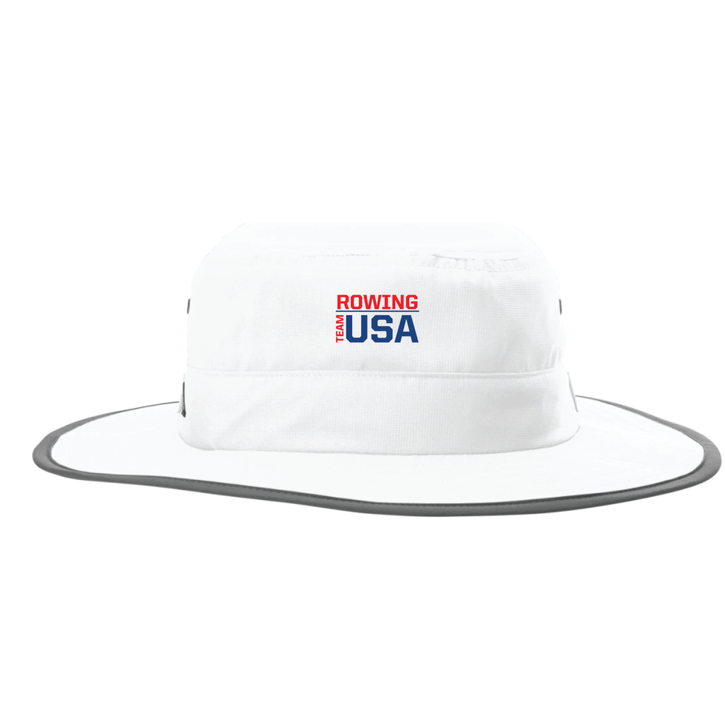 Unisex Brim Sun Hat - USROWING TRAINING