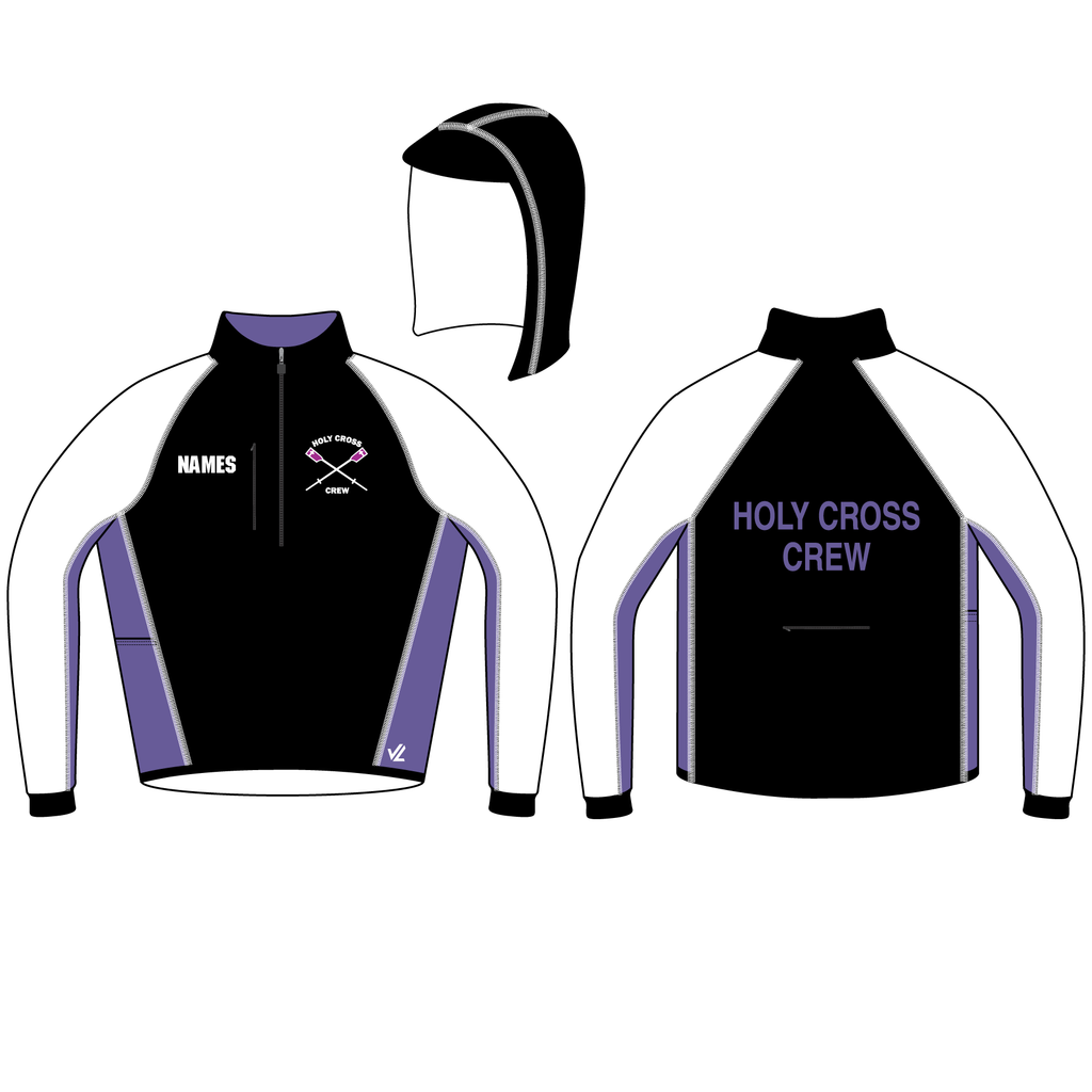 Unisex Classic Sequel Rower Midweight Jacket - ACADEMY OF THE HOLY CROSS