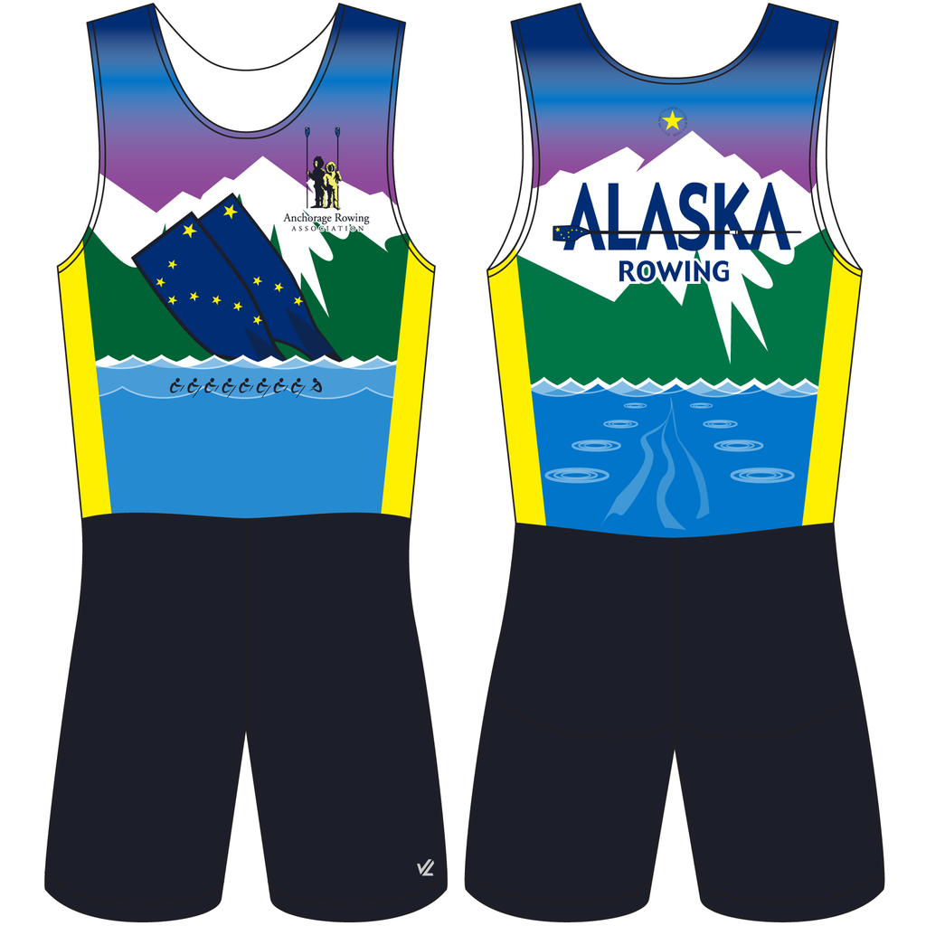 Men's Classic Unisuit - ANCHORAGE ROWING