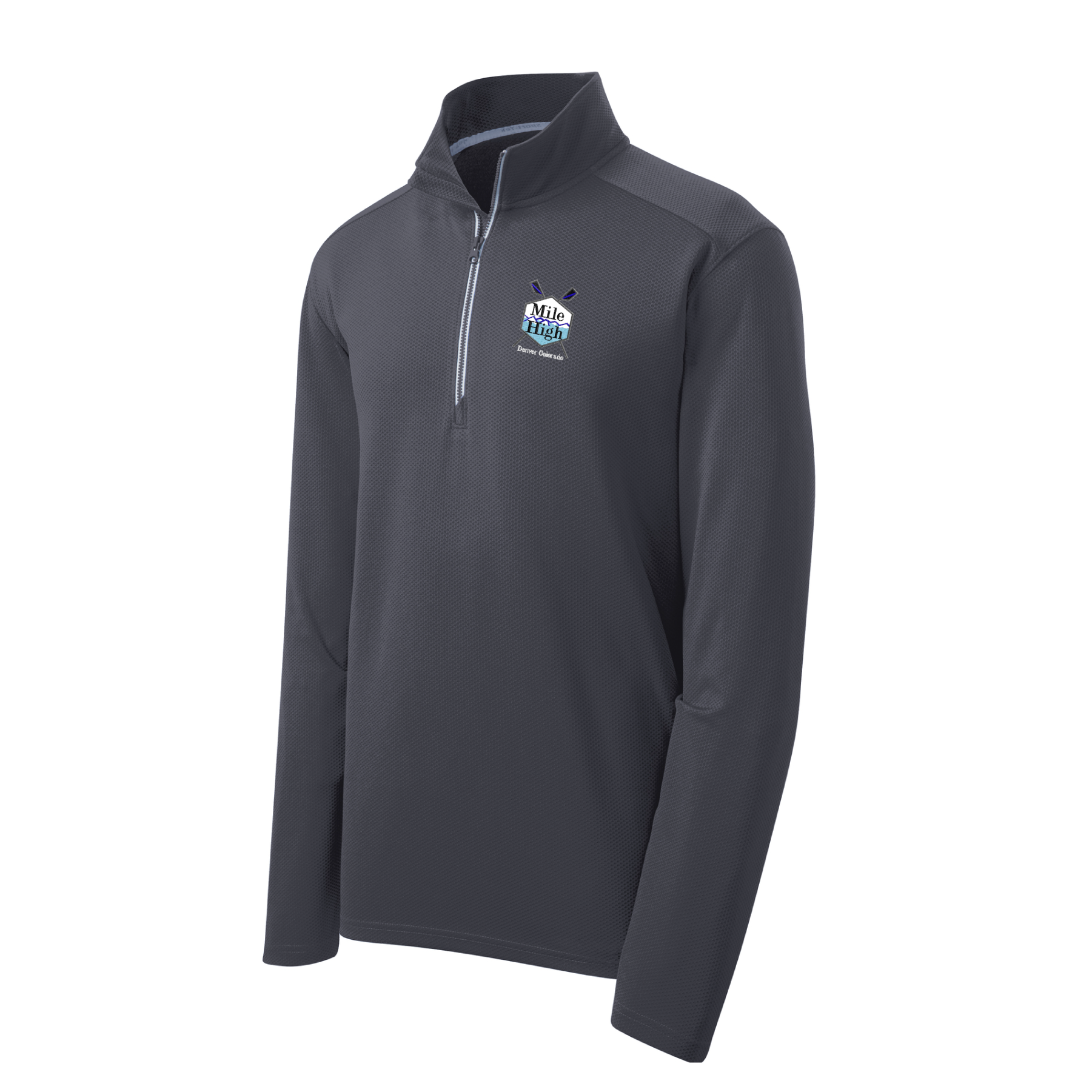 XS-3XL SOLID PULLOVER 1//4 ZIP MOISTURE WICKING LONG SLEEVE MEN/'S CLASSIC
