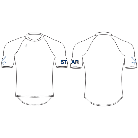 Men's Tech Shirt Short Sleeve - STAR BOATING CLUB