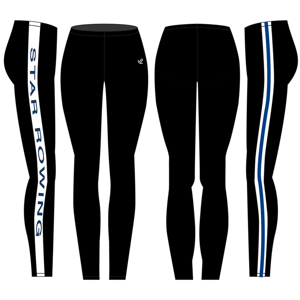 "Unisex Vertical 3"" Tight - STAR BOATING CLUB"