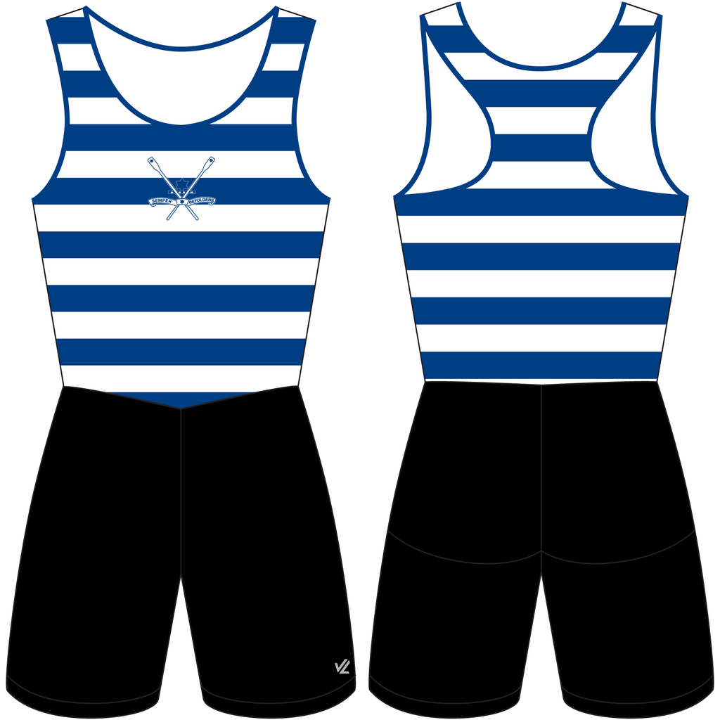 Women's Classic With Binding Unisuit - STAR BOATING CLUB