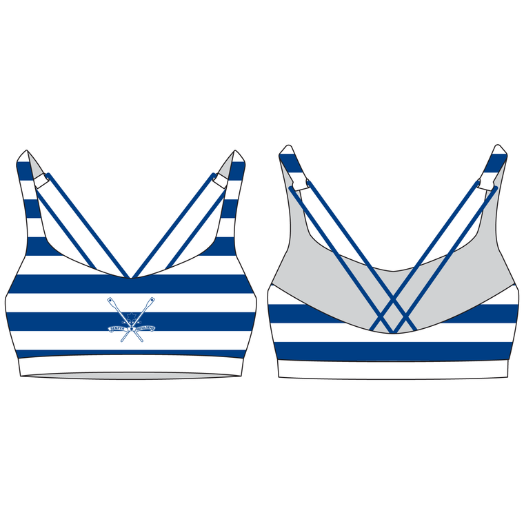 Women's Sports Bra - STAR BOATING CLUB
