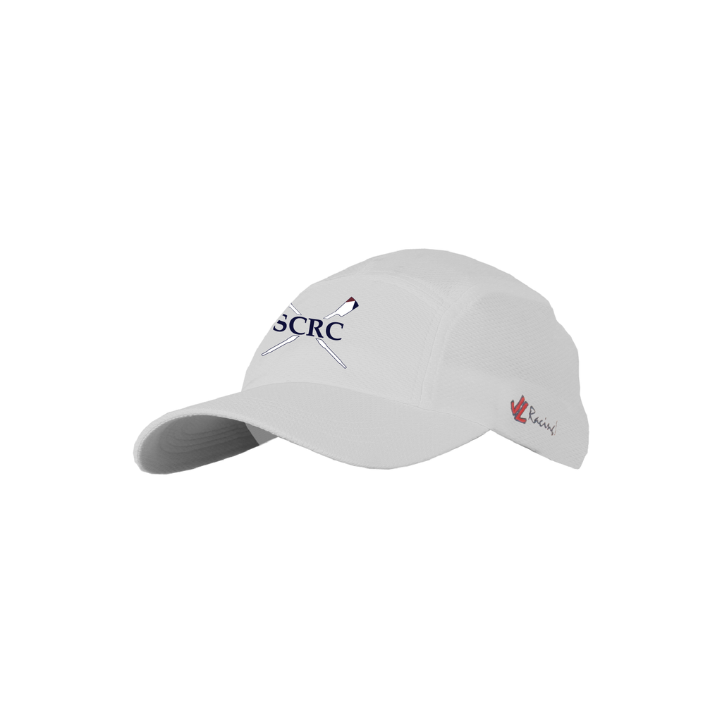 JL ASI Cool Plus Hat White - SWAN CREEK