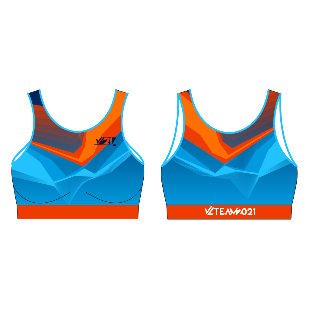 Women's Wayward Sports Bra - TEAM JL 2021