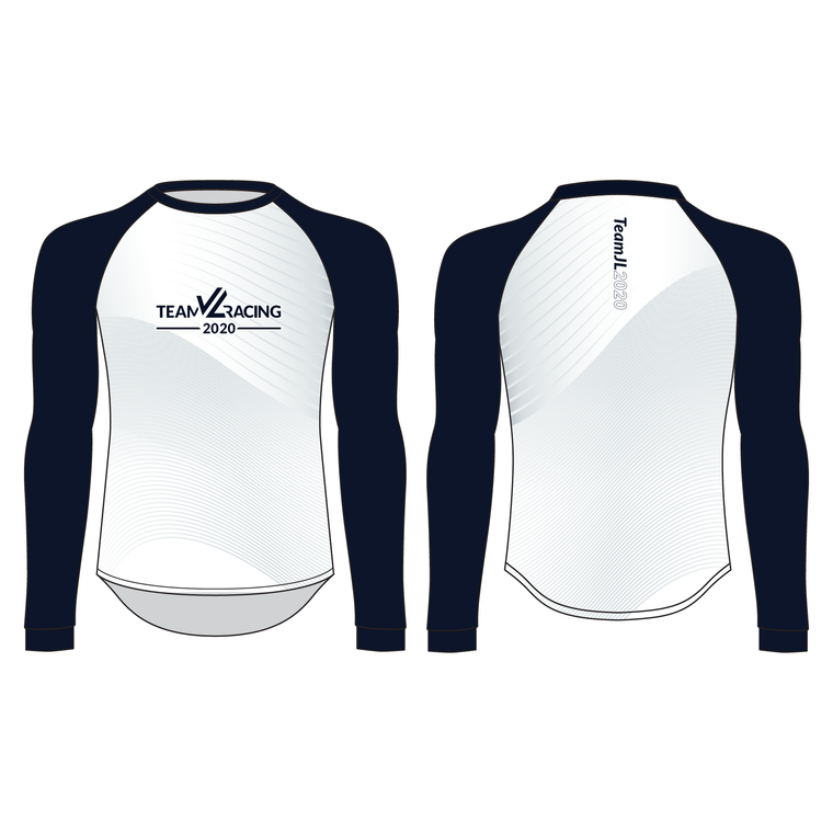 Men's Tech Shirt Long Sleeve - TEAM JL 2020 INTL