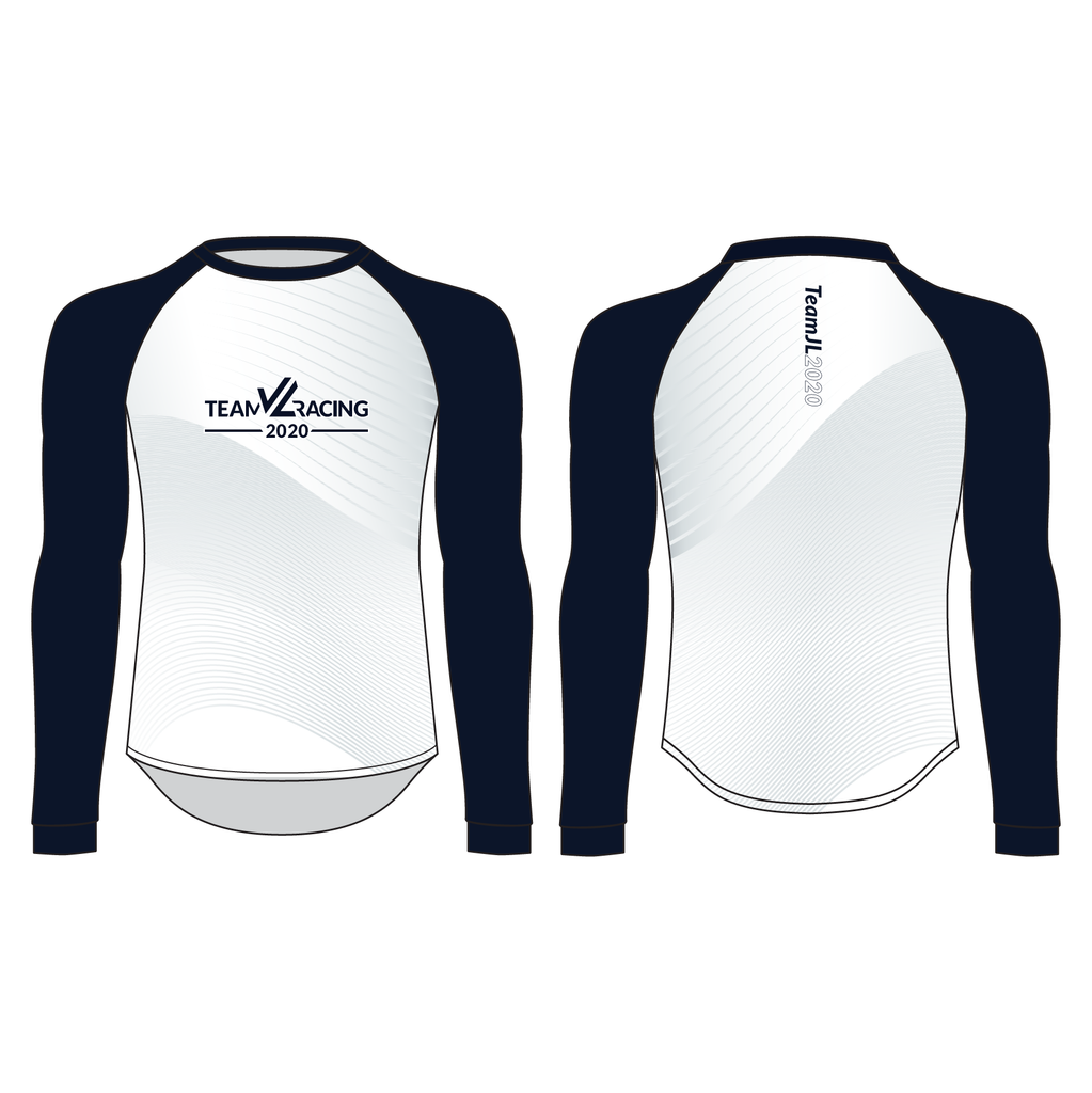 Men's Tech Shirt Long Sleeve - TEAM JL 2020