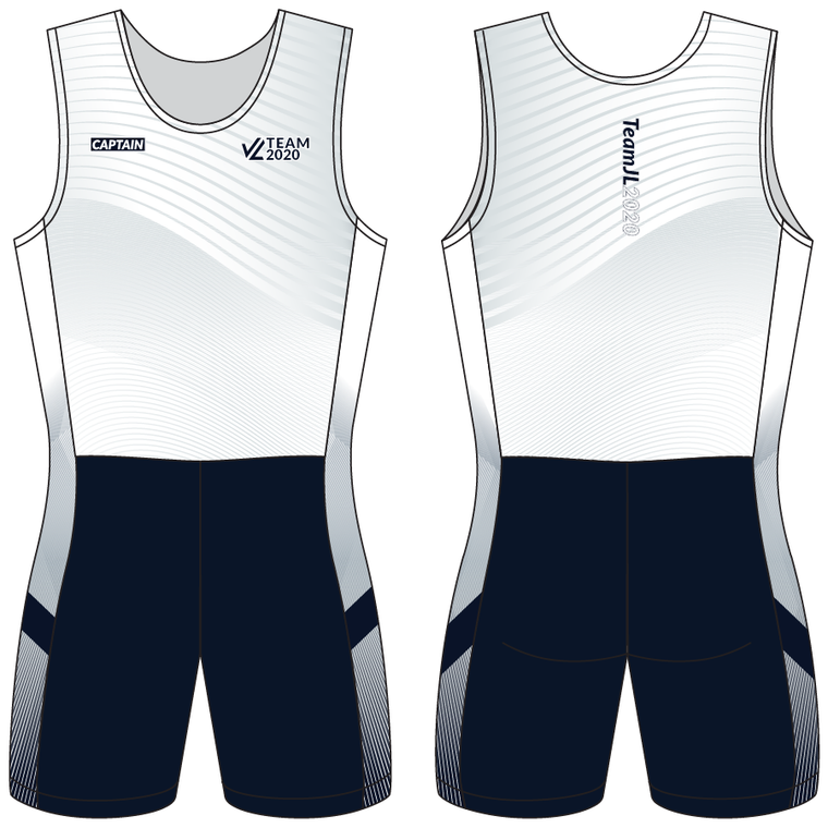 "*CAPTAIN* Men's Vertical 3"" Unisuit - TEAM JL 2020 INTL"