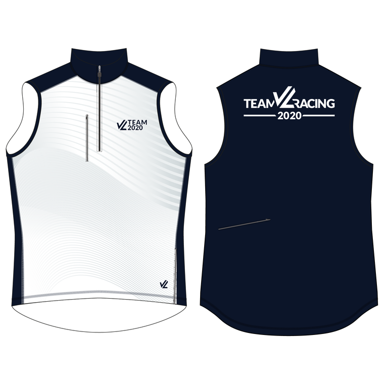 Women's Midweight Sequel Turtleshell Vest - TEAM JL 2020 INTL