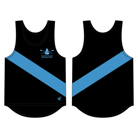 *REQUIRED FOR RACING* Men's Loose Fit Tank - VASHON MASTERS