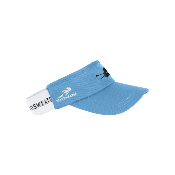 ASI Headsweats Visor Light Blue - VASHON MASTERS