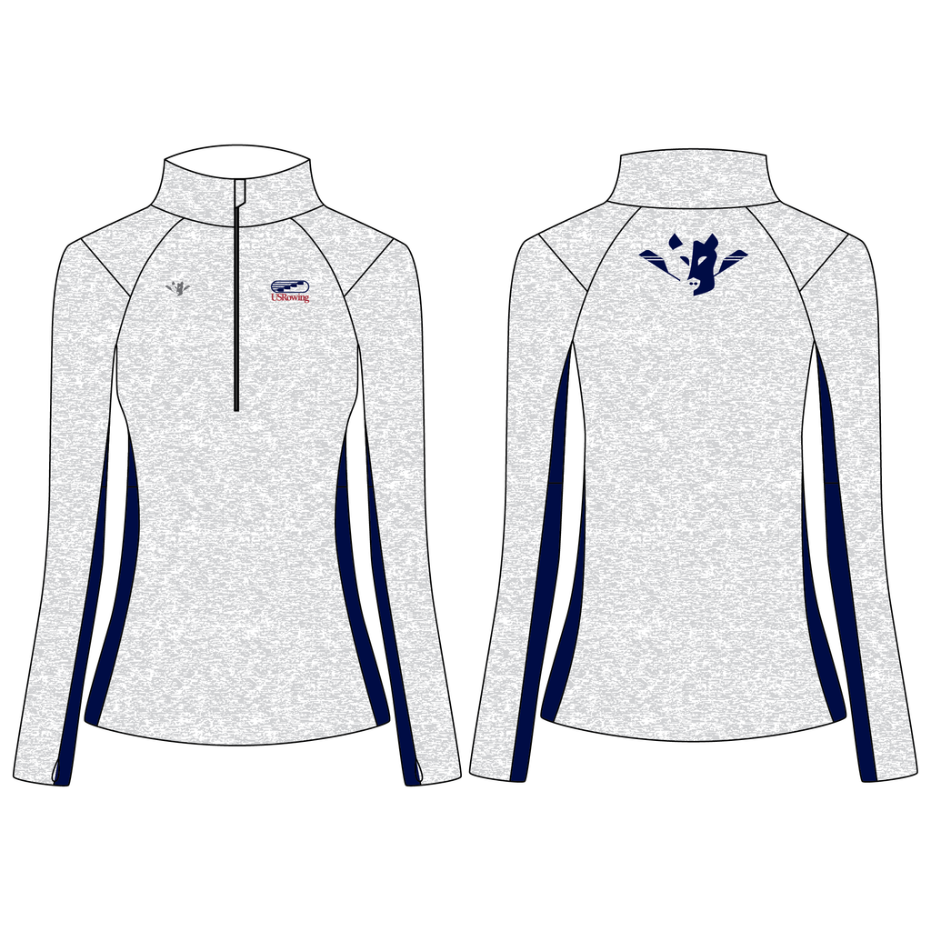 USR Women's Quarter Zip