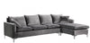 Decenni Carlsbad Reversible Sectional by Los Angeles Custom Furniture - Los Angeles Custom Furniture