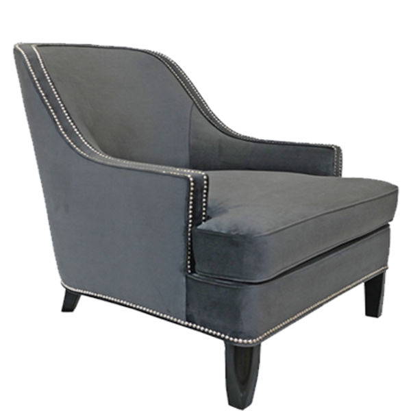 Decenni Claudine Chair by Los Angeles Custom Furniture - Los Angeles Custom Furniture