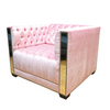 Decenni Getty Glam Chair by Los Angeles Custom Furniture - Los Angeles Custom Furniture