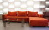 Decenni Juliet Sectional by Los Angeles Custom Furniture - Los Angeles Custom Furniture