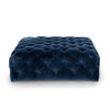 Decenni Tobias Tufted Ottoman by Los Angeles Custom Furniture - Los Angeles Custom Furniture