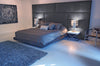 Decenni Penello King Bed by Los Angeles Custom Furniture - Los Angeles Custom Furniture