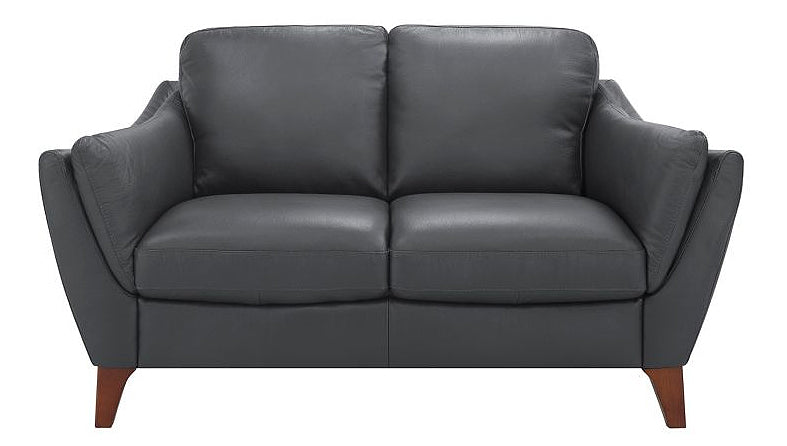 Suburban Chateau Klein Leather Sofa by Los Angeles Custom Furniture
