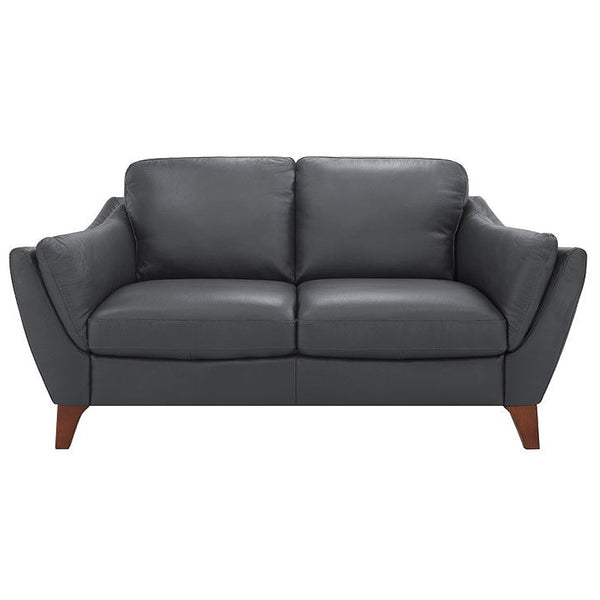 Suburban Chateau Klein Leather Sofa by Los Angeles Custom Furniture - Los Angeles Custom Furniture