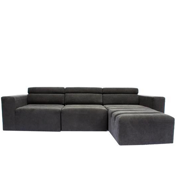 Decenni Tech Modular Modern Sofa by Los Angeles Custom Furniture - Los Angeles Custom Furniture